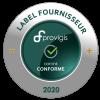 labels provigis